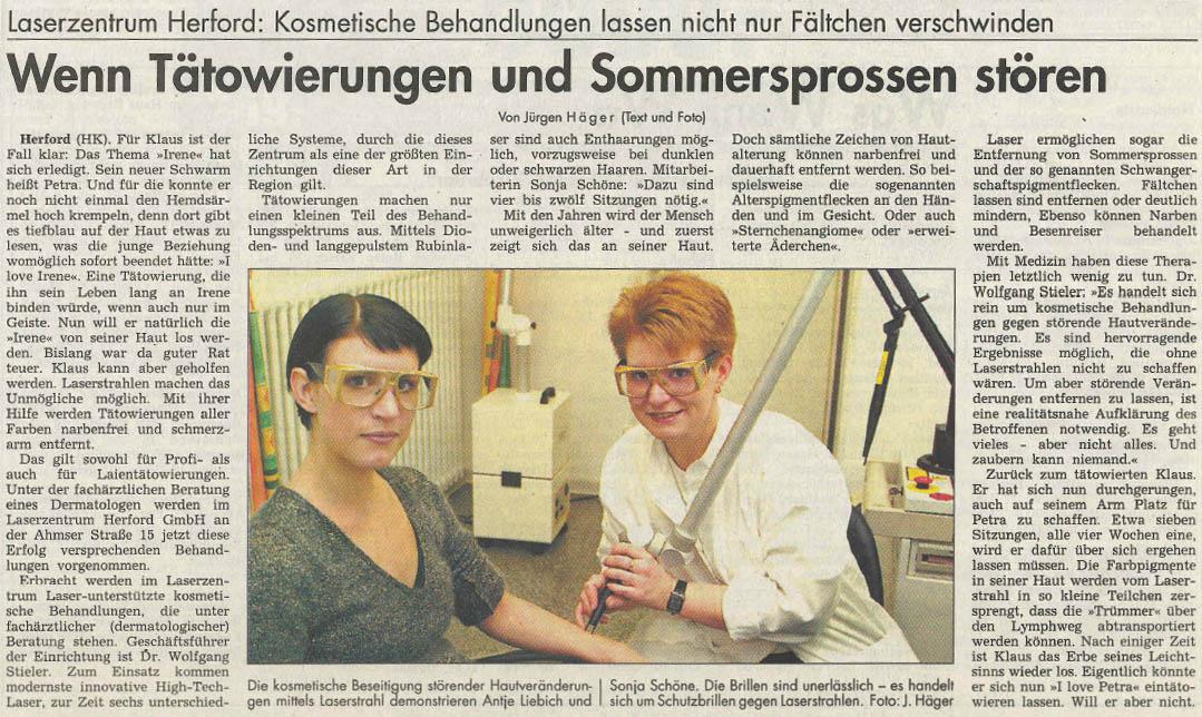 Herforder Zeitung, 02.02.2001